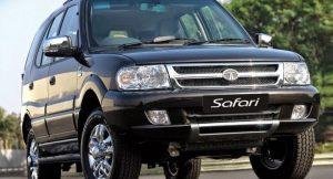 Tata Safari Dicor Discontinued Front