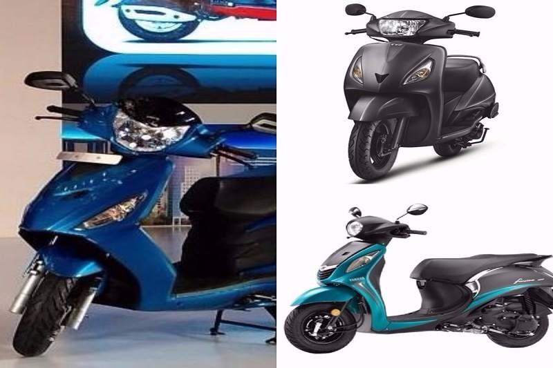 Top 5 Alternatives to Honda Activa