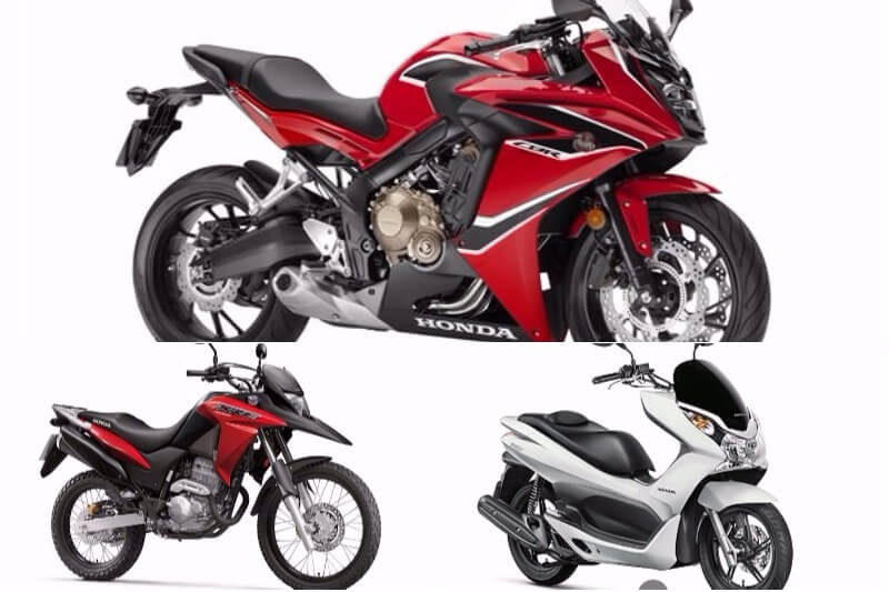 Upcoming Honda Bikes