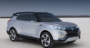 Upcoming Mahindra Cars at Auto Expo 2018 S201 SUV