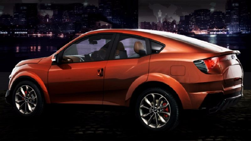 Upcoming Mahindra Cars at Auto Expo 2018 XUV Aero