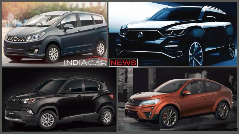 Upcoming Mahindra Cars at Auto Expo 2018