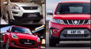 Upcoming Maruti Cars at 2018 Auto Expo