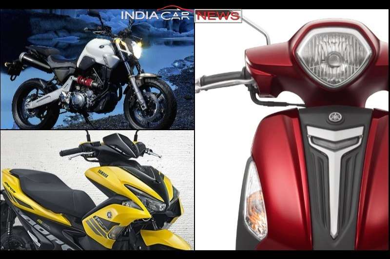 Upcoming Yamaha Bikes Scooters in India