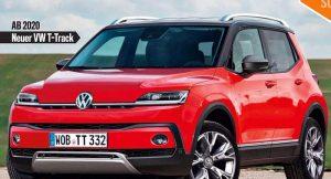 Volkswagen T-Track SUV