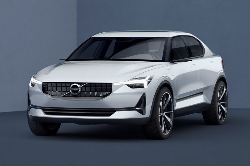 Volvo Electric Car from 2019