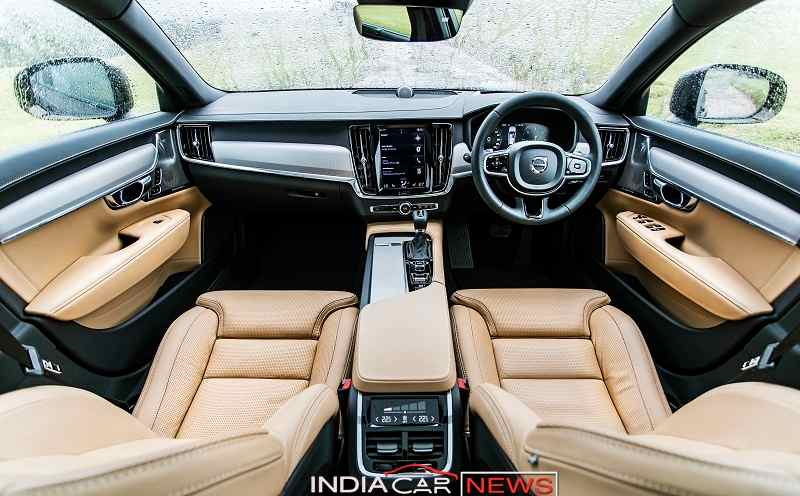 Volvo V90 Cross Country Interior 4