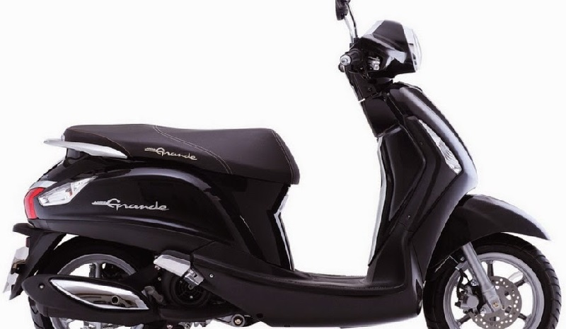Yamaha Nozza Grande Side Profile