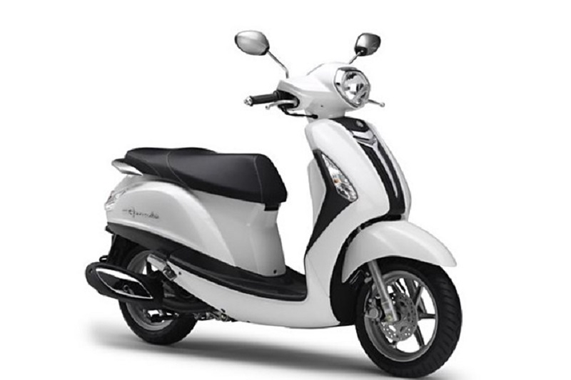 Upcoming Yamaha Scooters