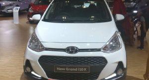 2017 Hyundai Grand i10X Front