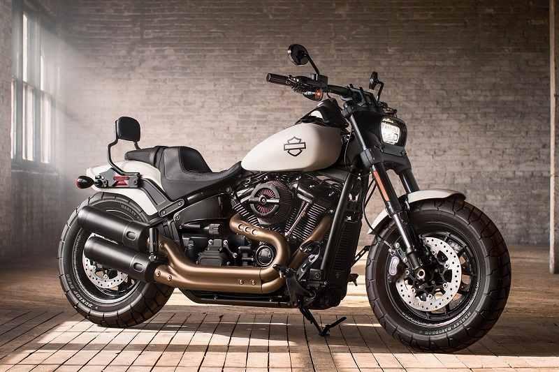2018 Harley Davidson Fat Bob