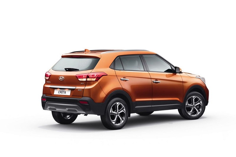 2018 Hyundai Creta Facelift Features