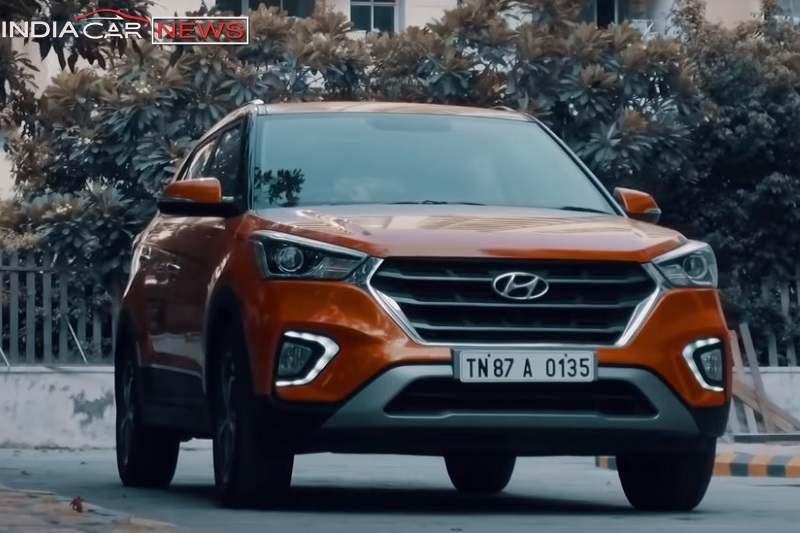2018 Hyundai Creta Facelift