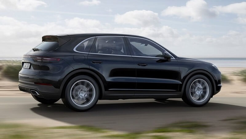 2018 Porsche Cayenne price in India