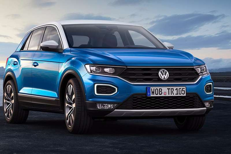 2018 Volkswagen T-ROC Revealed