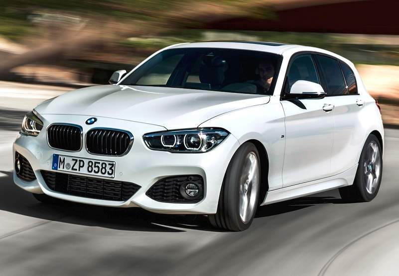 Bmw 1 Series Hatchback Discontinued In India Details