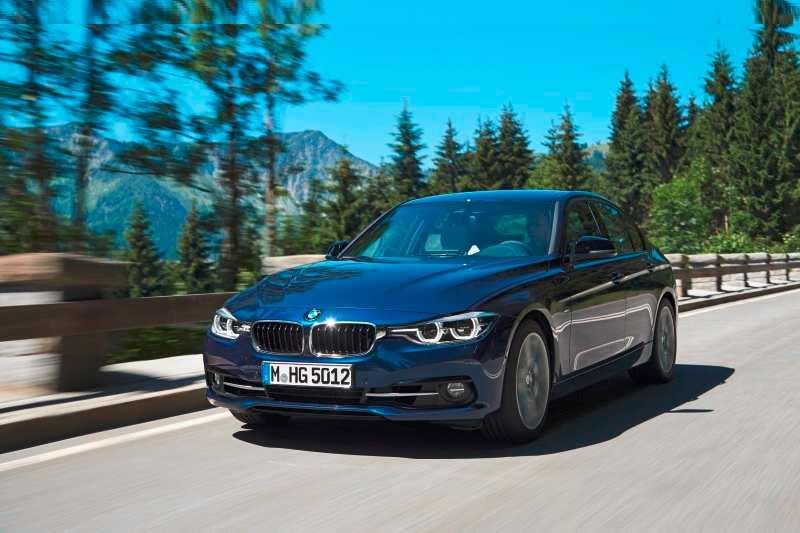 BMW 320d Edition Sport