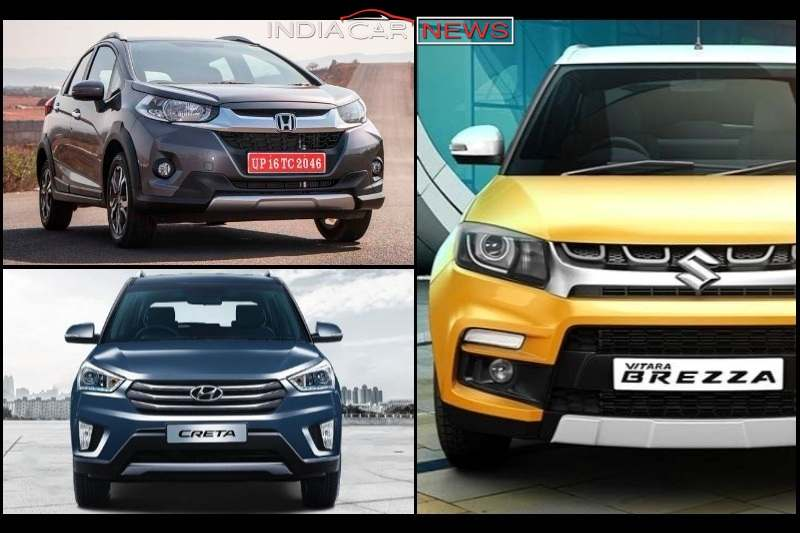 10 best mileage suvs in india in 2018 price specs
