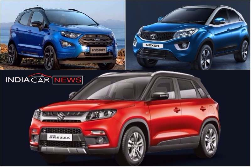 Best Mileage SUVs In India