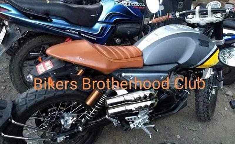 FB Mondial HPS 125 Hipster India