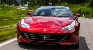 Ferrari GTC4Lusso India