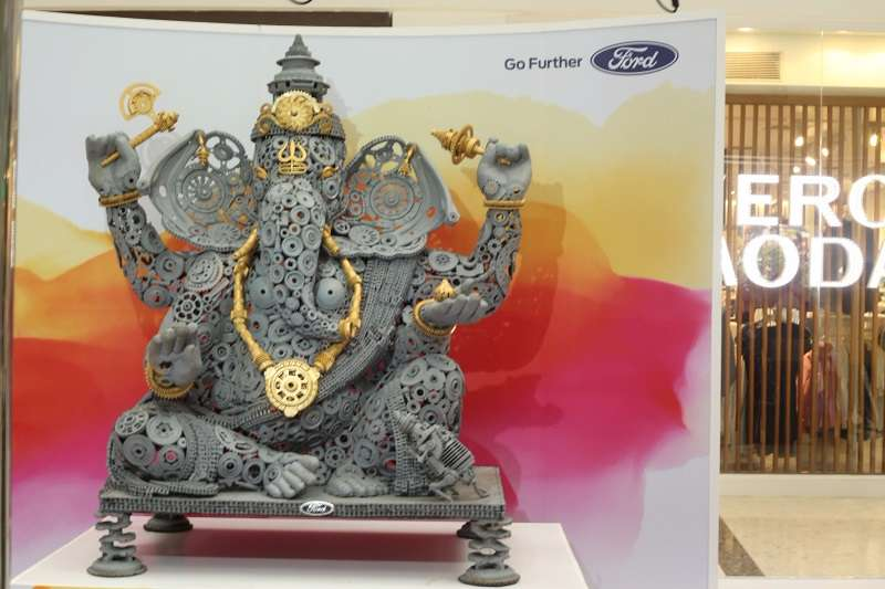 Ford Spare Parts Ganesha