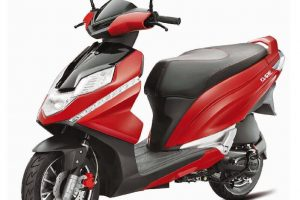Hero Aava 125cc scooter
