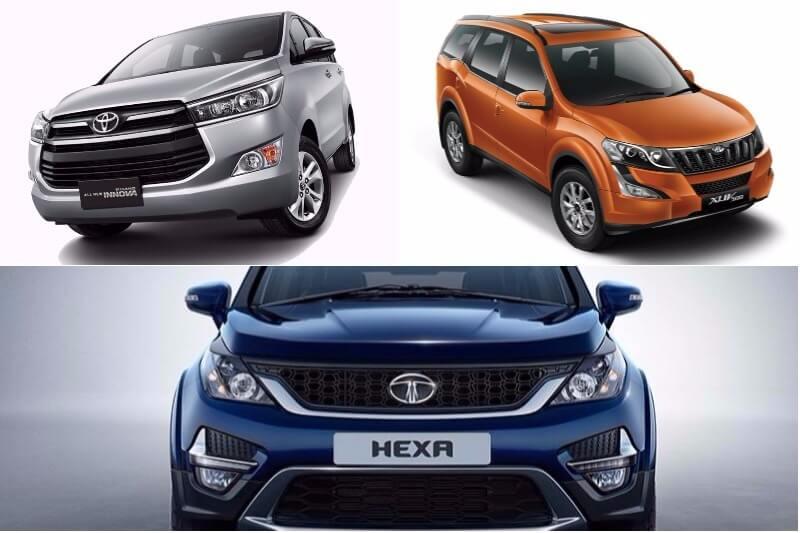 Hike in GST Cess on Luxury Cars & SUVs