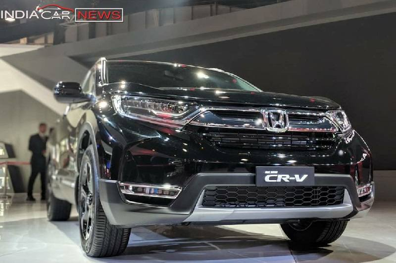 The 2018 Honda Crv 7 Seater Suv Received Its First Ever Turbocharged Sel Engine Paired To A New 9 Sd At Gearbox