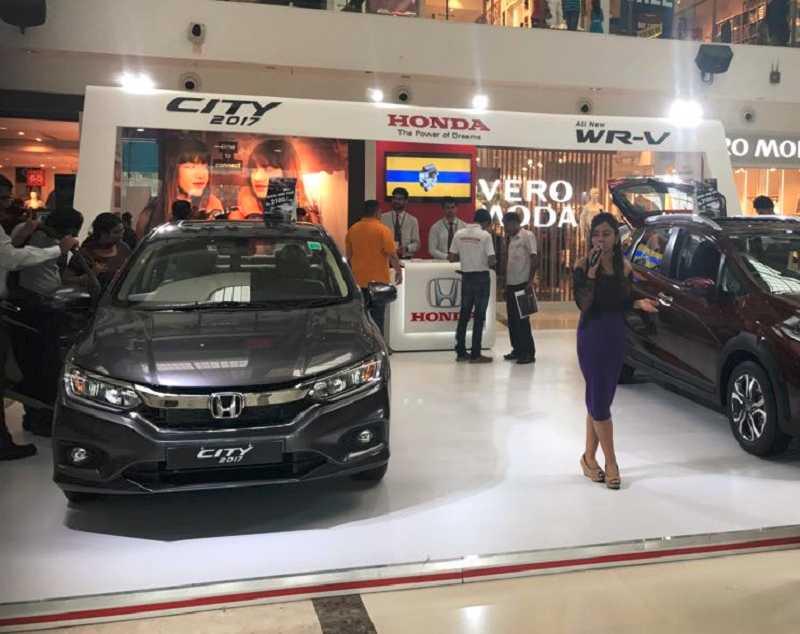 Honda Mumbai