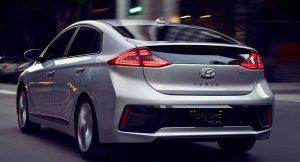 Hyundai Ioniq Electric Sedan India