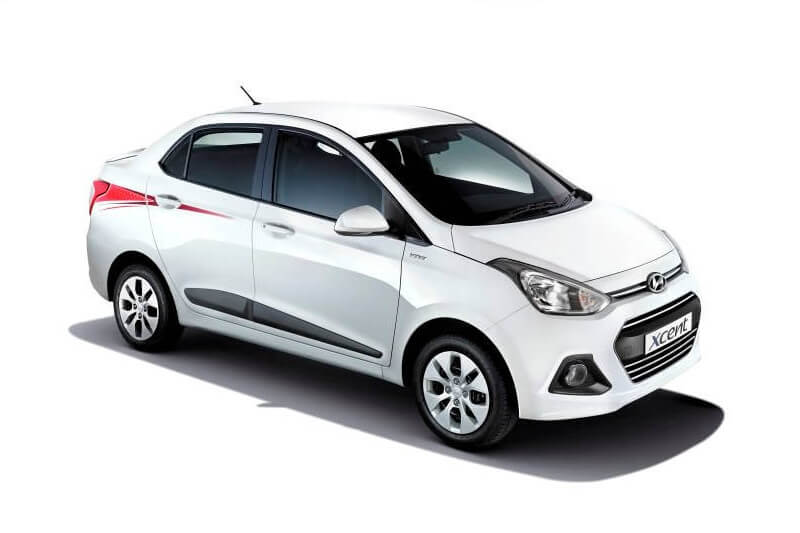 hyundai xcent prime cng variant price specifications features. Black Bedroom Furniture Sets. Home Design Ideas