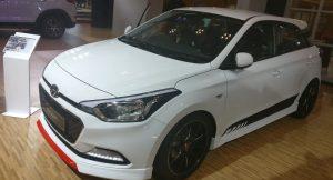 Hyundai i20 Sport Front (1)