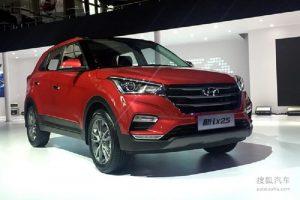 Hyundai ix25 facelift (Creta Facelift)