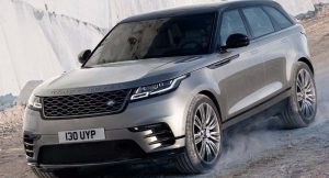 Land Rover Range Rover Velar India
