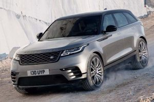 Land Rover Range Rover Velar India
