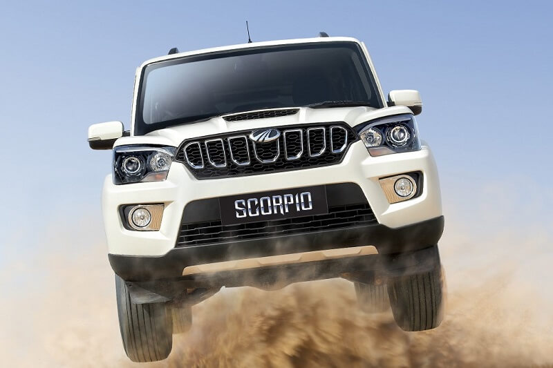 Mahindra Scorpio 2018 Facelift Price List Specs Interior
