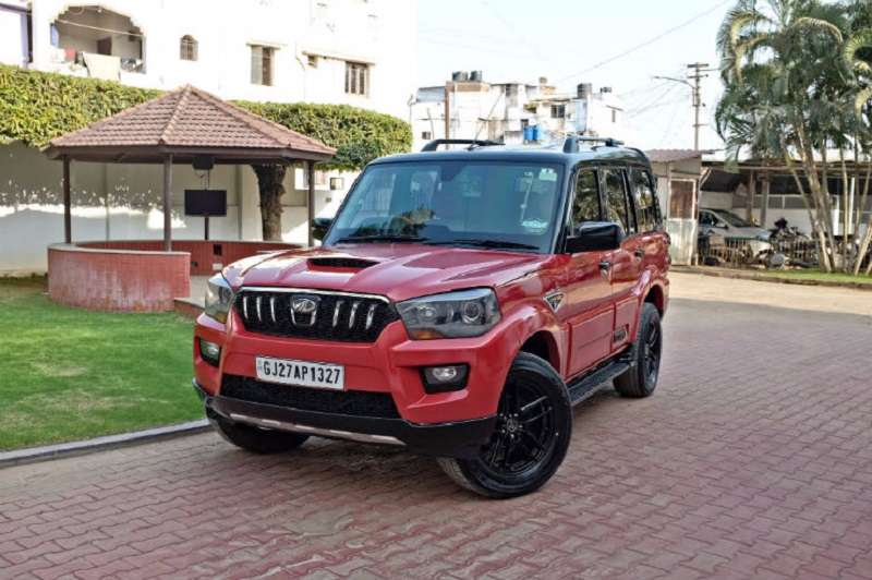 Best Modified Mahindra Scorpio Kitup