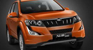 Mahindra XUV500 Petrol In The Making