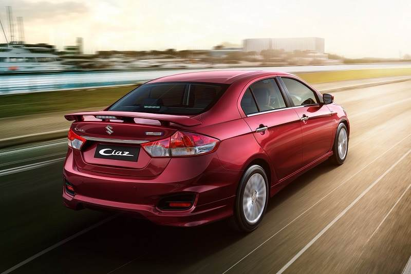 Maruti Suzuki Ciaz S Launched Price Features Pictures