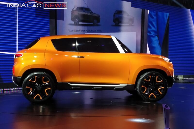 Maruti Future S Concept