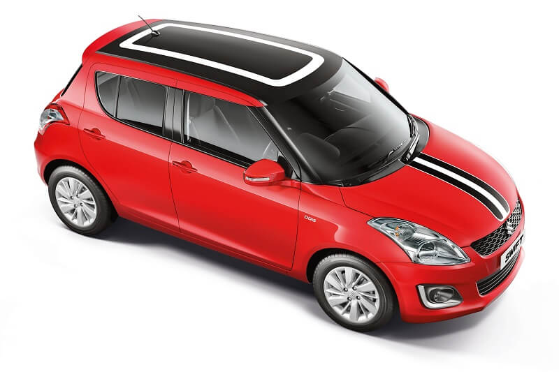 Maruti Swift i Create package