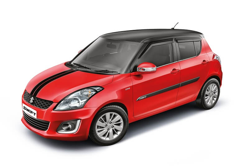 Maruti Swift i Create customization