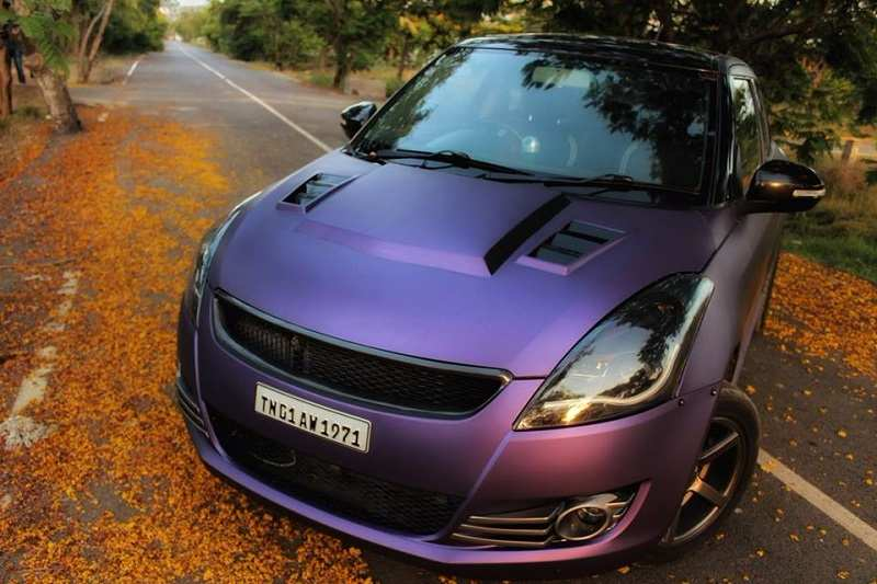 Top 5 Best Modified Maruti Swift Pictures Amp Details