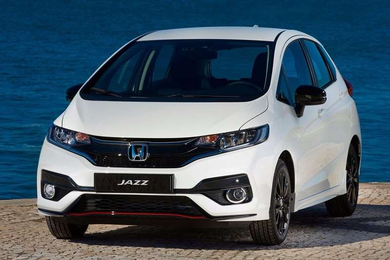 New 2018 Honda Jazz India