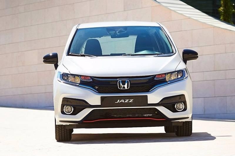 New 2018 Honda Jazz front