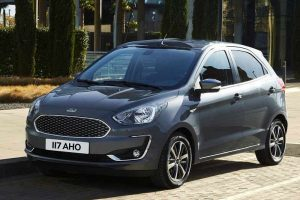 New Ford Figo 2018 India Launch