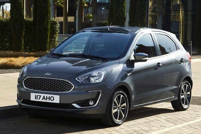 New Ford Figo 2018 India Launch