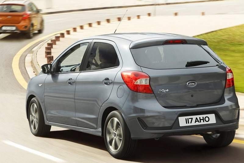 New Ford Figo 2018 Specifications