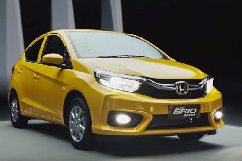 New Honda Brio 2019